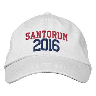 Rick Santorum President 2016 Embroidered Hat