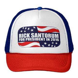 Rick Santorum President 2016 Trucker Hat