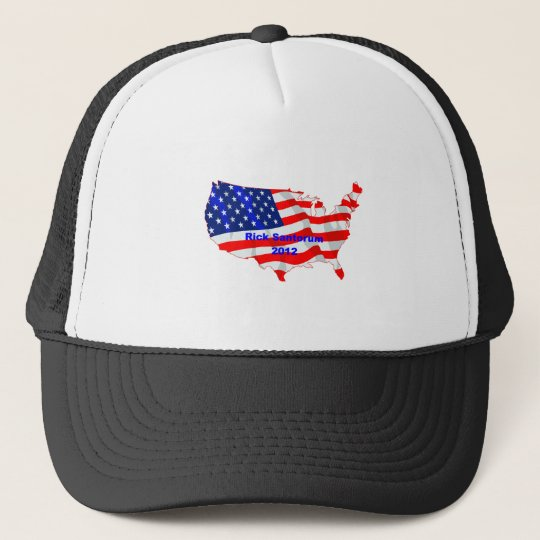 rick santorum trucker hat
