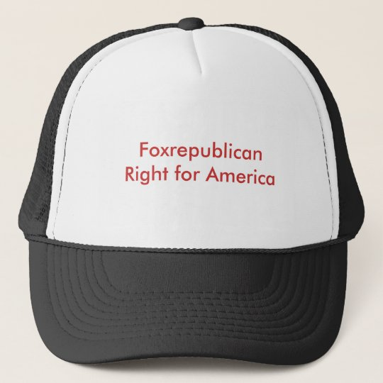 Rick Scott Trucker Hat