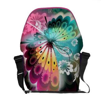 Rick Shaw messenger Butterfly bag Courier Bag