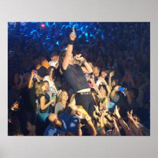 Rick Springfield in Concert - Biloxi, Mississippi Poster