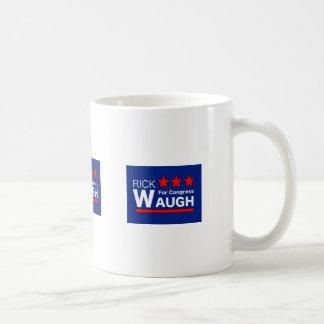 Rick Waugh for Congress Coffee Mug