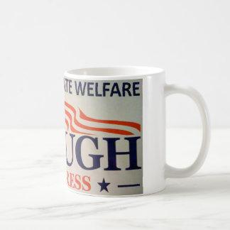 Rick Waugh para la taza del congreso