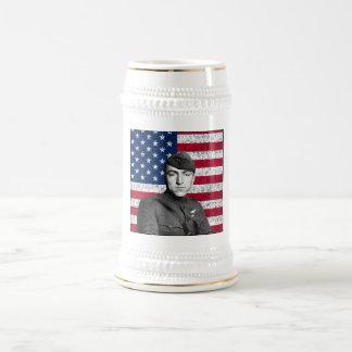 Rickenbacker and The U.S. Flag Mugs