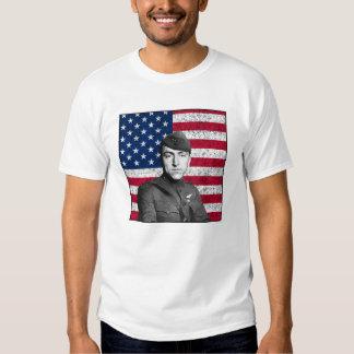 Rickenbacker and The U.S. Flag T Shirt