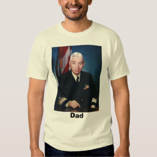 Rickover's your Daddy Shirt