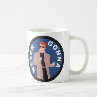 Rickroll Coffee Mug