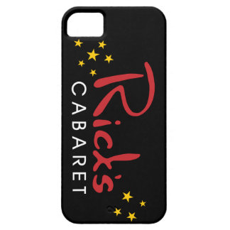 Rick's Cabaret Black Cover for iPhone 5/5S