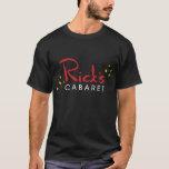 Rick's Cabaret Dark Tee Shirt
