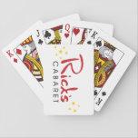 Rick's Cabaret Playing Cards