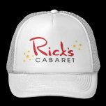 Rick's Cabaret Trucker's Cap Trucker Hat