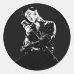 Ricks Demo Pics 001, HEARTBREAT HO... - Customized Classic Round Sticker