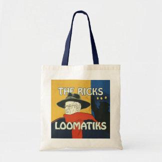 Ricks Loomatiks Tote Bag