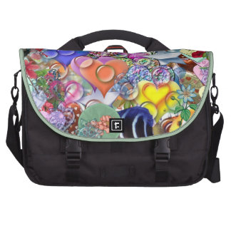 Rickshaw Commuter Laptop Cool colors and patterns. Bags For Laptop