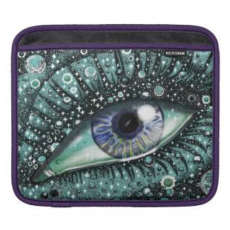 Rickshaw Eye of Infinity iPad protective sleeve