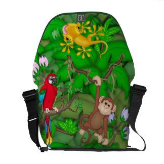 Rickshaw Jungle Messenger Bag