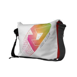 Rickshaw Messenger Bag -- EVOKE DESIGN
