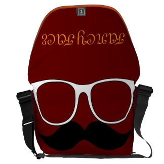 Rickshaw Messenger Bag FANCY FACE