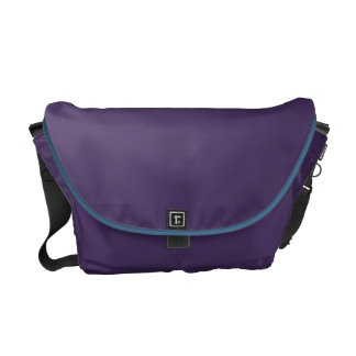 Rickshaw Messenger Bag, Grape, Blue Messenger Bag