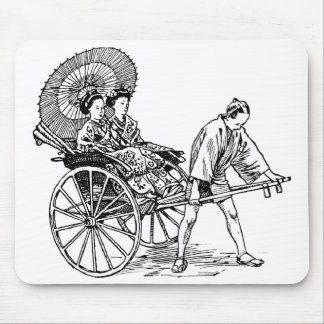 Rickshaw, Mousepad