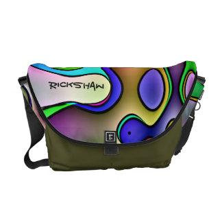 Rickshaw  Mystical Color Blend laptop Bag