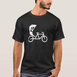 Rickshaw Pictogram T-Shirt