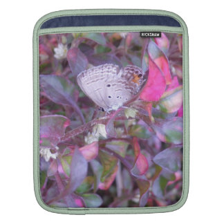 Rickshaw sleeve Pink Butterfly cute wonderfull Sleeve For iPads