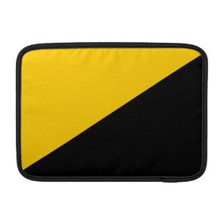Rickshaw Sleeve Voluntaryist Flag for Macbook MacBook Air Sleeves