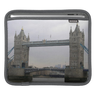 Rickshaw Sleeve with Tower Bridge over the Thames