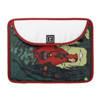 Rickshaw small pocket with reduction sleeve for MacBook pro