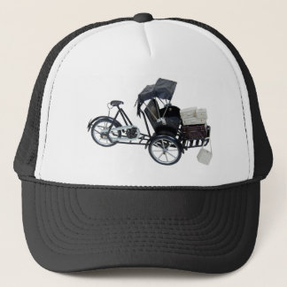 RickshawLuggage030709 copy Trucker Hat