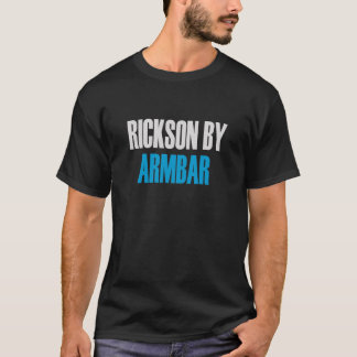 Rickson By Armbar T-Shirt