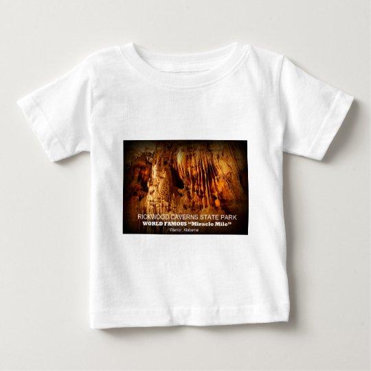 RICKWOOD CAVERNS STATE PARK - WARRIOR, ALABAMA BABY T-Shirt