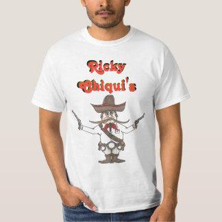 Ricky Chiqui's T Shirts