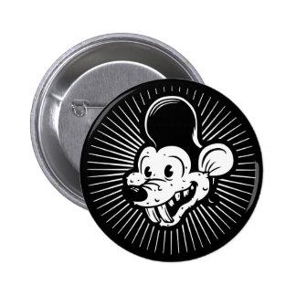 Ricky Rodent Button