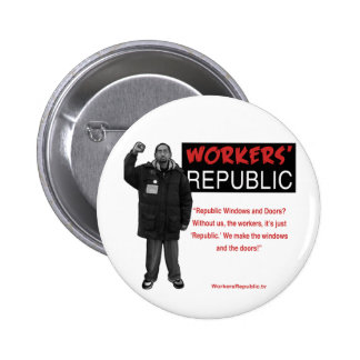 Ricky: Without us it's just Republic Button