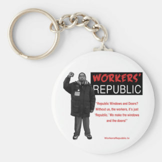 Ricky: Without us it's just Republic Keychain