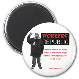 Ricky: Without us it's just Republic Magnet