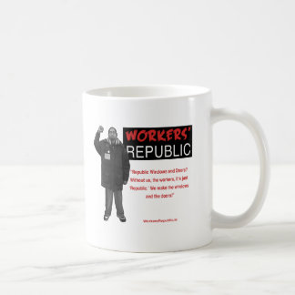 Ricky: Without us it's just Republic Mug