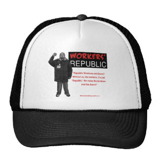 Ricky: Without us it's just Republic Trucker Hat