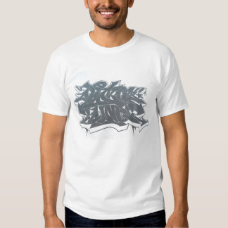 Rico Uno graffiti wildstyle Tee Shirt