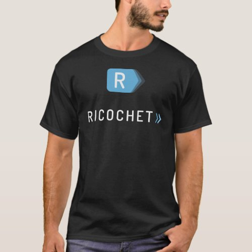 Ricochet 30 Basic Dark Tee