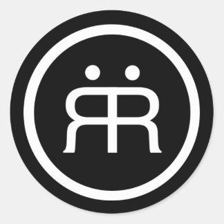Ricoshëi Stickër Classic Round Sticker