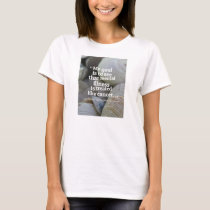 Rid the Stigma towards mental illness. T-Shirt