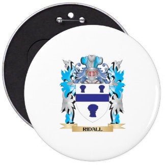Ridall Coat of Arms - Family Crest Buttons