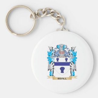 Ridall Coat of Arms - Family Crest Keychains