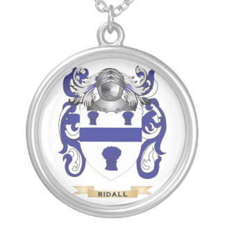 Ridall Coat of Arms (Family Crest) Pendants