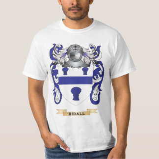 Ridall Coat of Arms (Family Crest) Tees