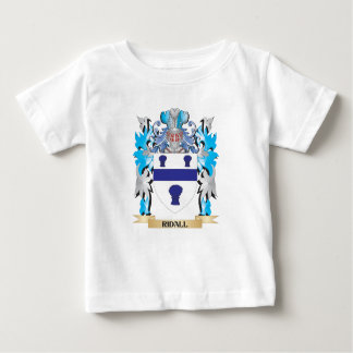 Ridall Coat of Arms - Family Crest Tshirts